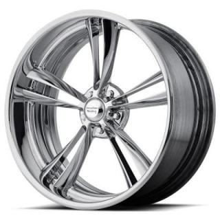 VF506 FORGED POLISHED RIM by AMERICAN RACING WHEELS