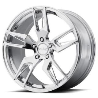 AMERICAN RACING WHEELS  VF100 SCALPEL FORGED DIRECTIONAL POLISHED RIM