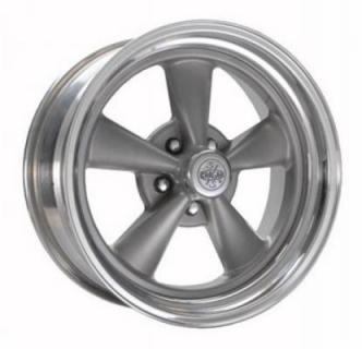 CRAGAR 612G S/S SUPER SPORT ALUMINUM GRAY RIM from SPECIAL BUY WHEELS