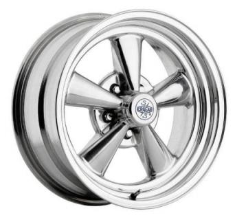 CRAGAR 612P S/S SUPER SPORT ALUMINUM POLISHED RIM from SPECIAL BUY WHEELS