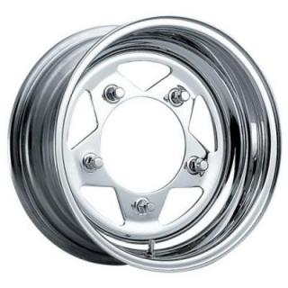 SPECIAL BUY WHEELS  UNIQUE SERIES 86 BAJA CHROME RIM