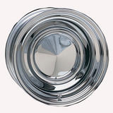 HRH STEEL WHEELS  SMOOTHIE CHROME RIM