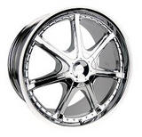 R-506 CHROME RIM from RPM WHEELS