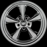 COLORADO CUSTOM WHEELS  ALCATRAZ LOCKDOWN SERIES SOFT LIP RIM POLISHED