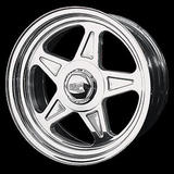 COLORADO CUSTOM WHEELS  ARVADA BILLET SERIES SOFT LIP RIM POLISHED