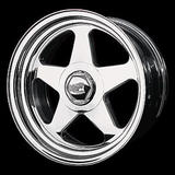 DENVER BILLET SERIES SOFT LIP RIM POLISHED by COLORADO CUSTOM WHEELS