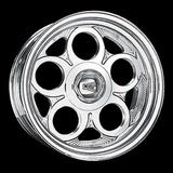 COLORADO CUSTOM WHEELS  ALAMOSA SUPERIOR SERIES STANDARD RIM POLISHED