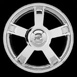 COLORADO CUSTOM WHEELS  ARRIBA SUPERIOR SERIES STANDARD RIM POLISHED