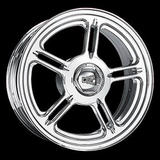 COLORADO CUSTOM WHEELS  BRECKENRIDGE SUPERIOR SERIES STANDARD RIM POLISHED