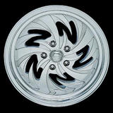CREEDE SUPERIOR SERIES STANDARD RIM POLISHED by COLORADO CUSTOM WHEELS