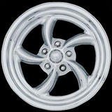 SLATER SUPERIOR SERIES STANDARD RIM POLISHED by COLORADO CUSTOM WHEELS