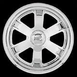 YUMA SUPERIOR SERIES STANDARD RIM POLISHED by COLORADO CUSTOM WHEELS