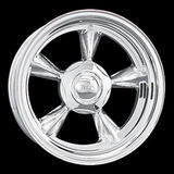 LEADVILLE ACE SUPERIOR SERIES SOFT LIP RIM POLISHED by COLORADO CUSTOM WHEELS
