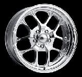 CENTERLINE WHEELS  LEGEND SERIES LAZER POLISH WHEEL