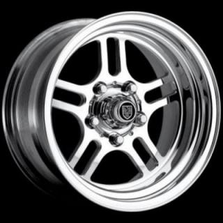 CENTERLINE WHEELS  COMPETITION SERIES SPLIT SPOKE POLISH WHEEL