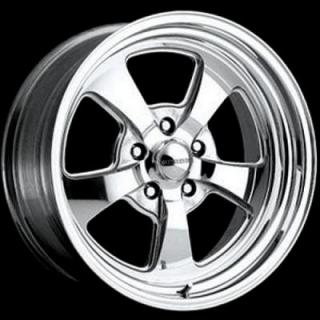 CENTERLINE WHEELS  LEGEND SERIES RETRO POLISH WHEEL