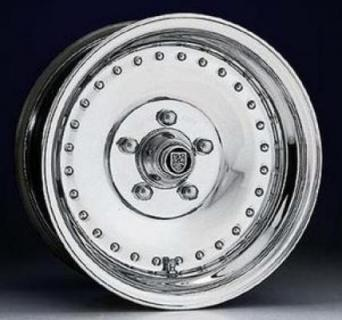 CENTERLINE WHEELS  STREET & DRAG SERIES AUTO DRAG POLISH WHEEL