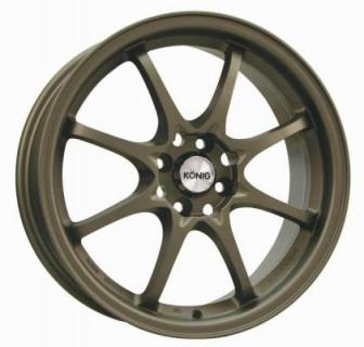 HELIUM BRONZE RIM from KONIG WHEELS