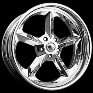 MAUI LOCKDOWN SERIES STANDARD RIM POLISHED by COLORADO CUSTOM WHEELS