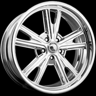 TALLEDEGA LOCKDOWN SERIES STANDARD RIM POLISHED by COLORADO CUSTOM WHEELS