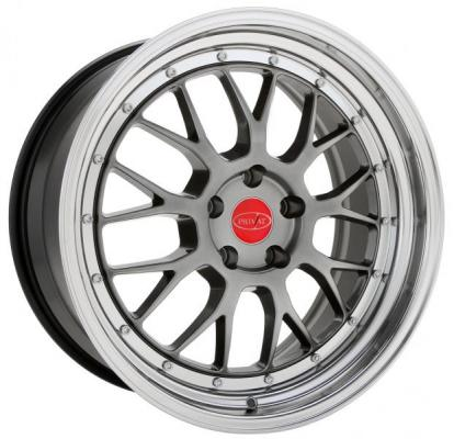 PRIVAT WHEELS  AKZENT OPAL RIM with MACHINED LIP