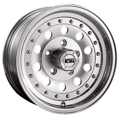 ION ALLOY WHEELS  TYPE 71 MACHINED RIM