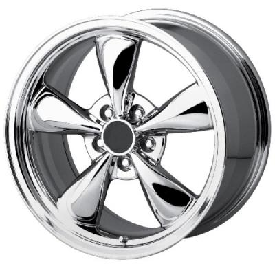 DETROIT WHEELS  STYLE 810 CHROME WHEEL
