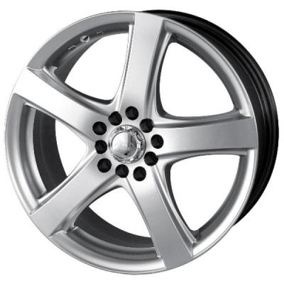 AKITA RACING WHEELS  AK7 HYPERSILVER RIM