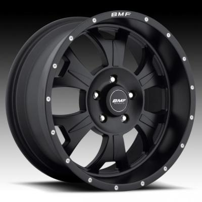 SOTA OFFROAD/BMF WHEELS  M-80 STEALTH SATIN BLACK RIM