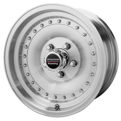 AMERICAN RACING WHEELS  AR61 OUTLAW I MACHINED RIM