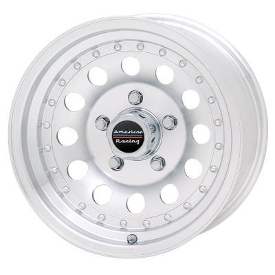 AMERICAN RACING WHEELS  AR62 OUTLAW II MACHINED RIM