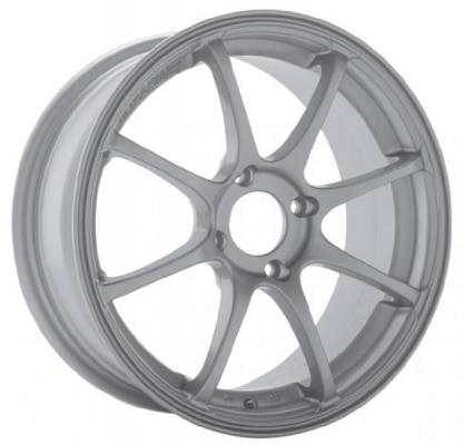 KONIG WHEELS  FEATHER MATTE SILVER RIM