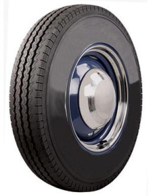 COKER TIRES  NOSTALGIA RADIAL BLACKWALL TIRE