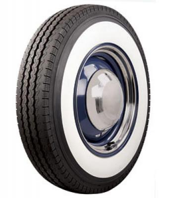 COKER TIRES  NOSTALGIA RADIAL WHITEWALL 2 TIRE
