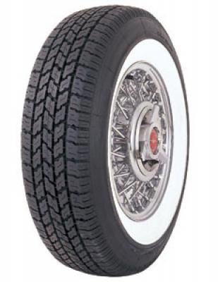 COKER TIRES  NOSTALGIA RADIAL WHITEWALL TIRE