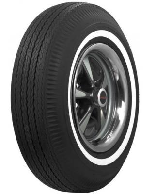 FIRESTONE VINTAGE TIRES  VINTAGE BIAS PLY 06 WHITEWALL TIRE