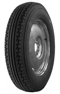 FIRESTONE VINTAGE TIRES  VINTAGE BIAS PLY 22 WHITEWALL TIRE