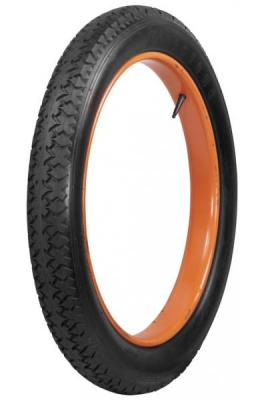 FIRESTONE VINTAGE TIRES  VINTAGE BIAS PLY 39 WHITEWALL TIRE