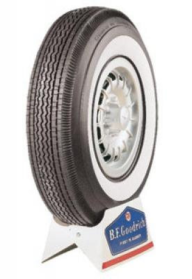 BF GOODRICH VINTAGE   VINTAGE 29 WHITEWALL BIAS PLY TIRE