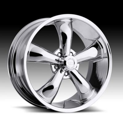 HRH CLASSIC ALLOY  LEGEND 142 RWD CHROME RIM