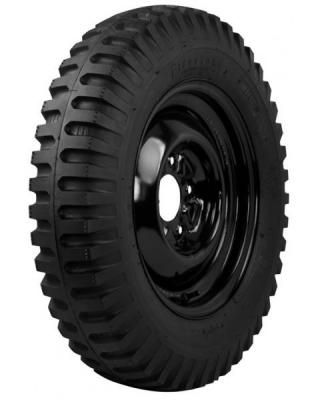 FORD SCRIPT MILITARY TIRE  NDT BIAS PLY TIRE