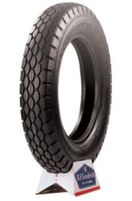 BF GOODRICH TRUCK OR MILITARY TIRES  VINTAGE 3 BIAS PLY TIRE