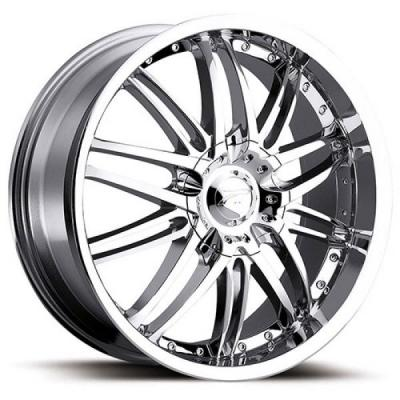 PLATINUM WHEELS  APEX 200 CHROME RIM