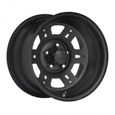 BLACK ROCK WHEELS  950B LOBO BLACK RIM