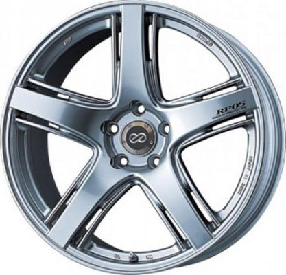 ENKEI WHEELS  RP05 SILVER WHEEL