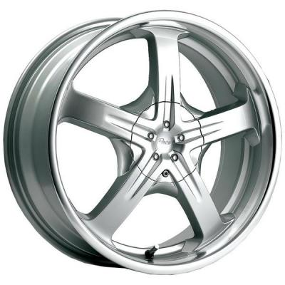 PACER WHEELS  774MS RELIANT SILVER RIM