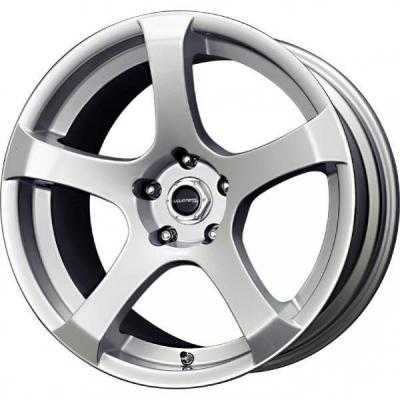 LIQUID METAL WHEELS  STATIC SILVER RIM
