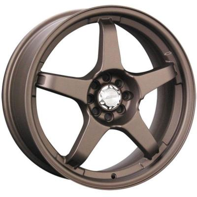 SPEEDY WHEELS  LITE 5 BRONZE RIM