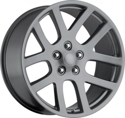 FACTORY REPRODUCTIONS WHEELS  DODGE RAM SRT10 GREY RIM