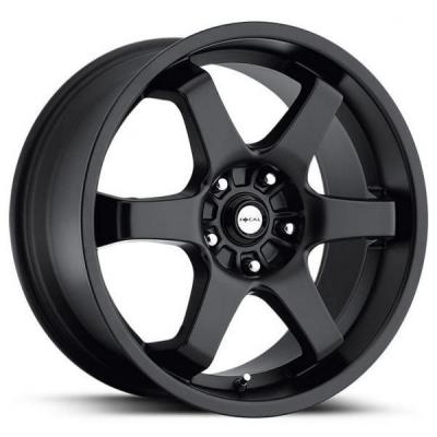 FOCAL WHEELS  X 421 SATIN BLACK RIM